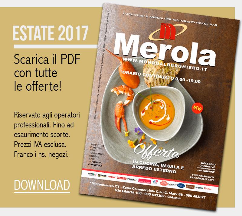 OFFERTA ESTATE 2017 - Mondo Alberghiero Catania